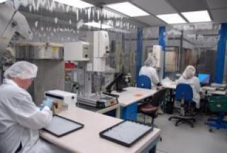 Cleanroom-Picture