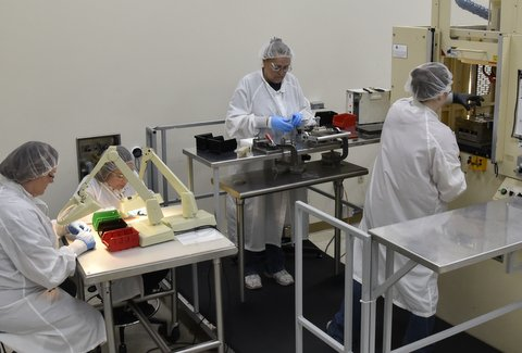 Cleanroom Molding